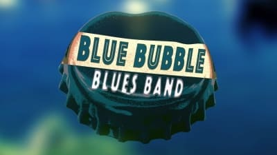 BlueBubbleBluesBand Band-Signet